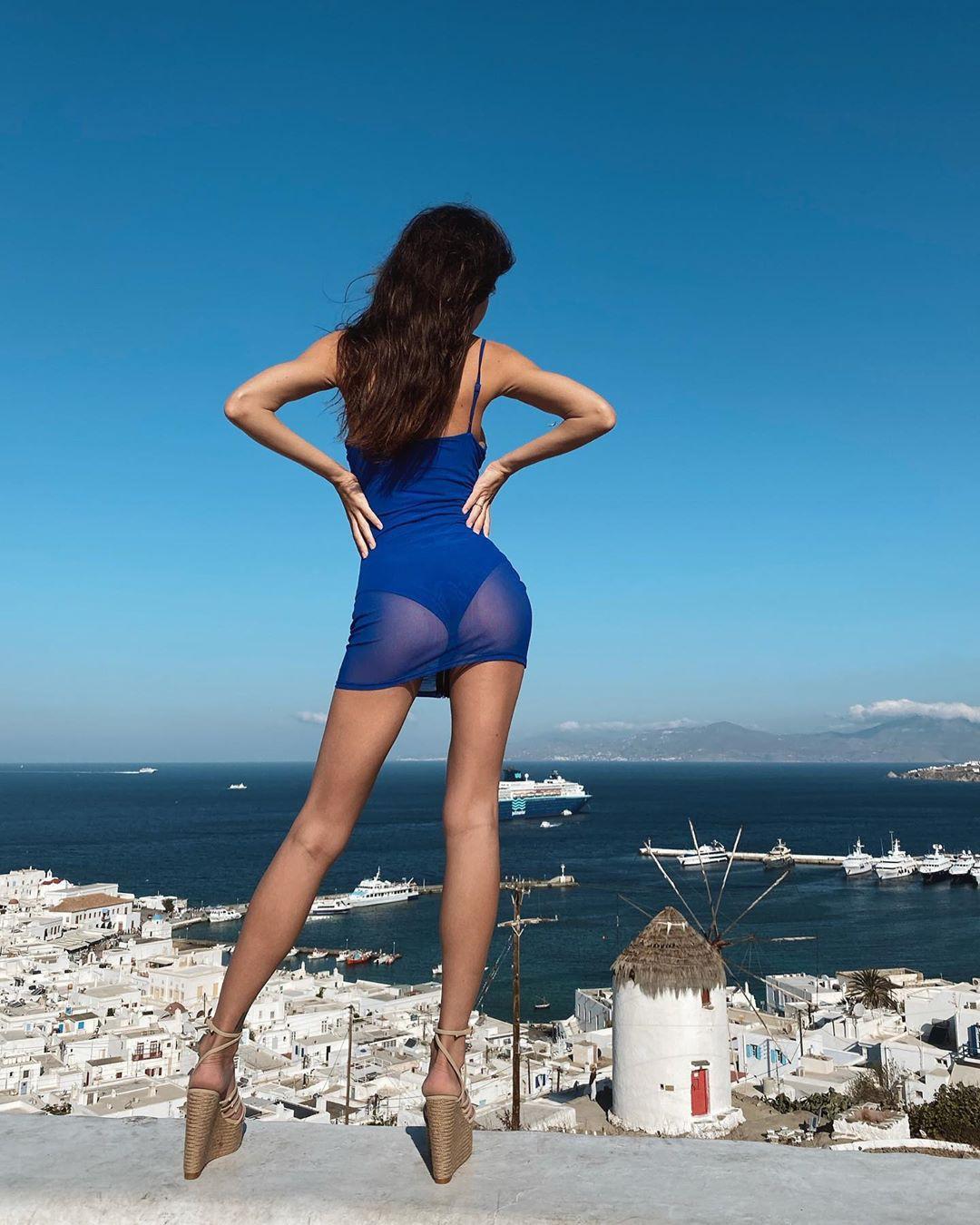 Ekaterina Zueva best photoshoot ideas, smooth thigh pics, hot legs