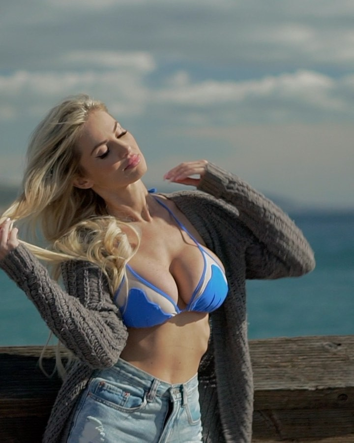 blue dress for girls with bikini, fashion photoshoot, photography ideas