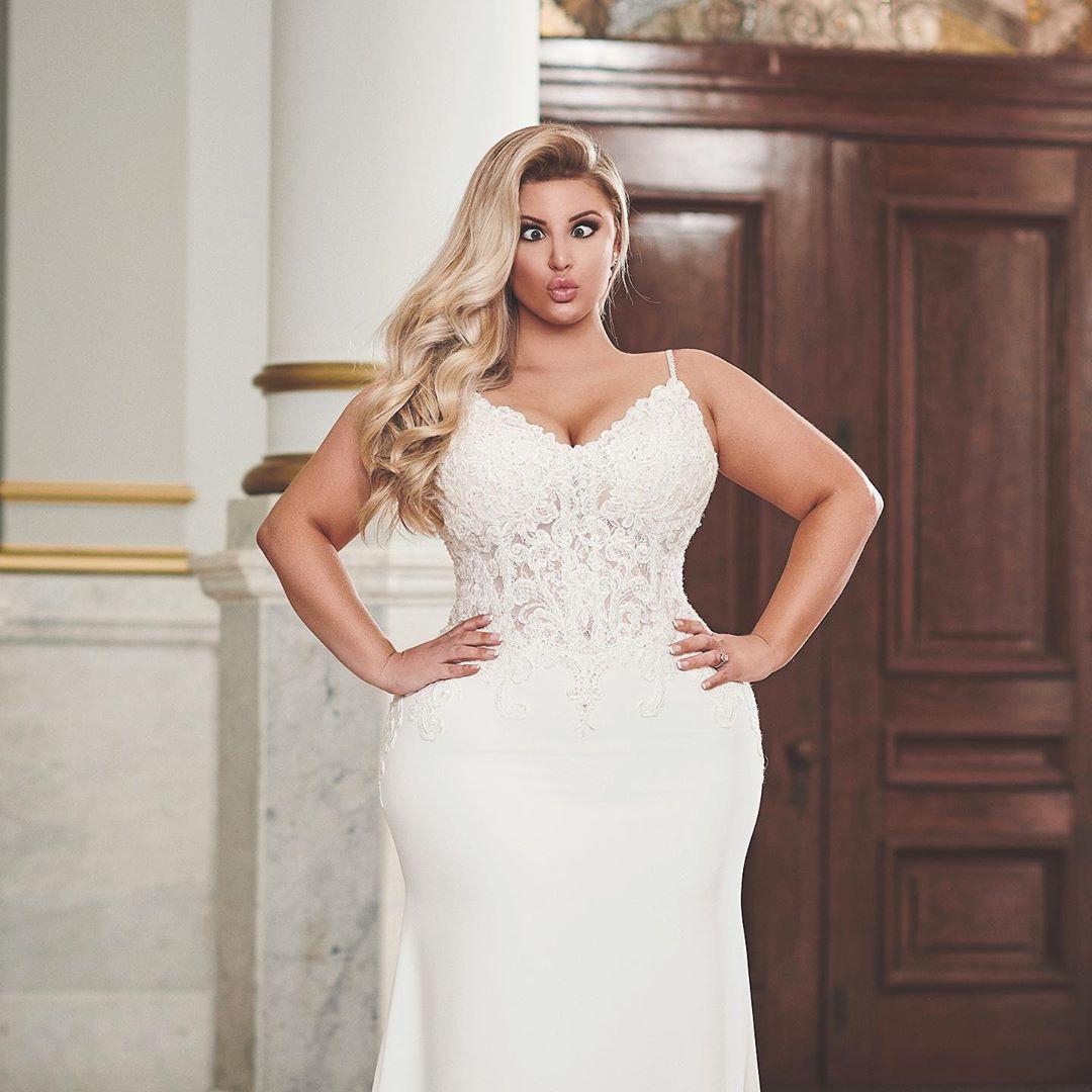 Ashley Alexiss bridal clothing, wedding dress style outfit