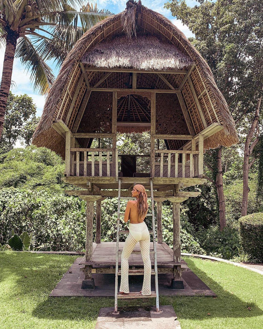 Kara Del Toro, plantation, building, botany