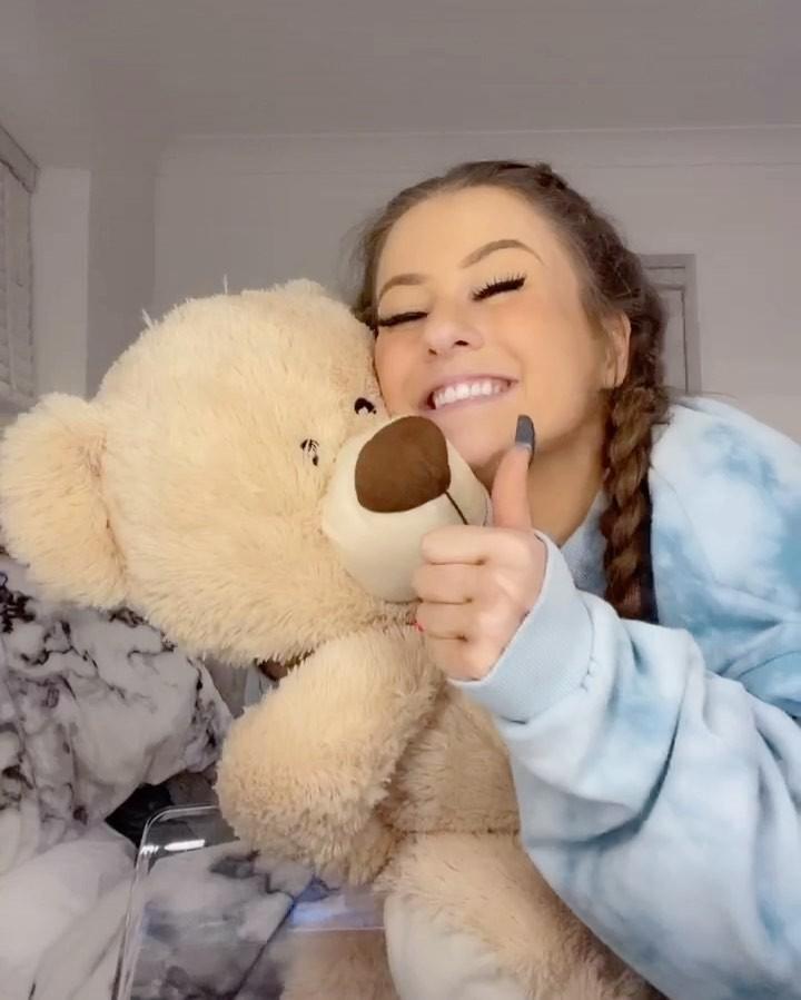 Holly Horne, stuffed toy, teddy bear, toddler