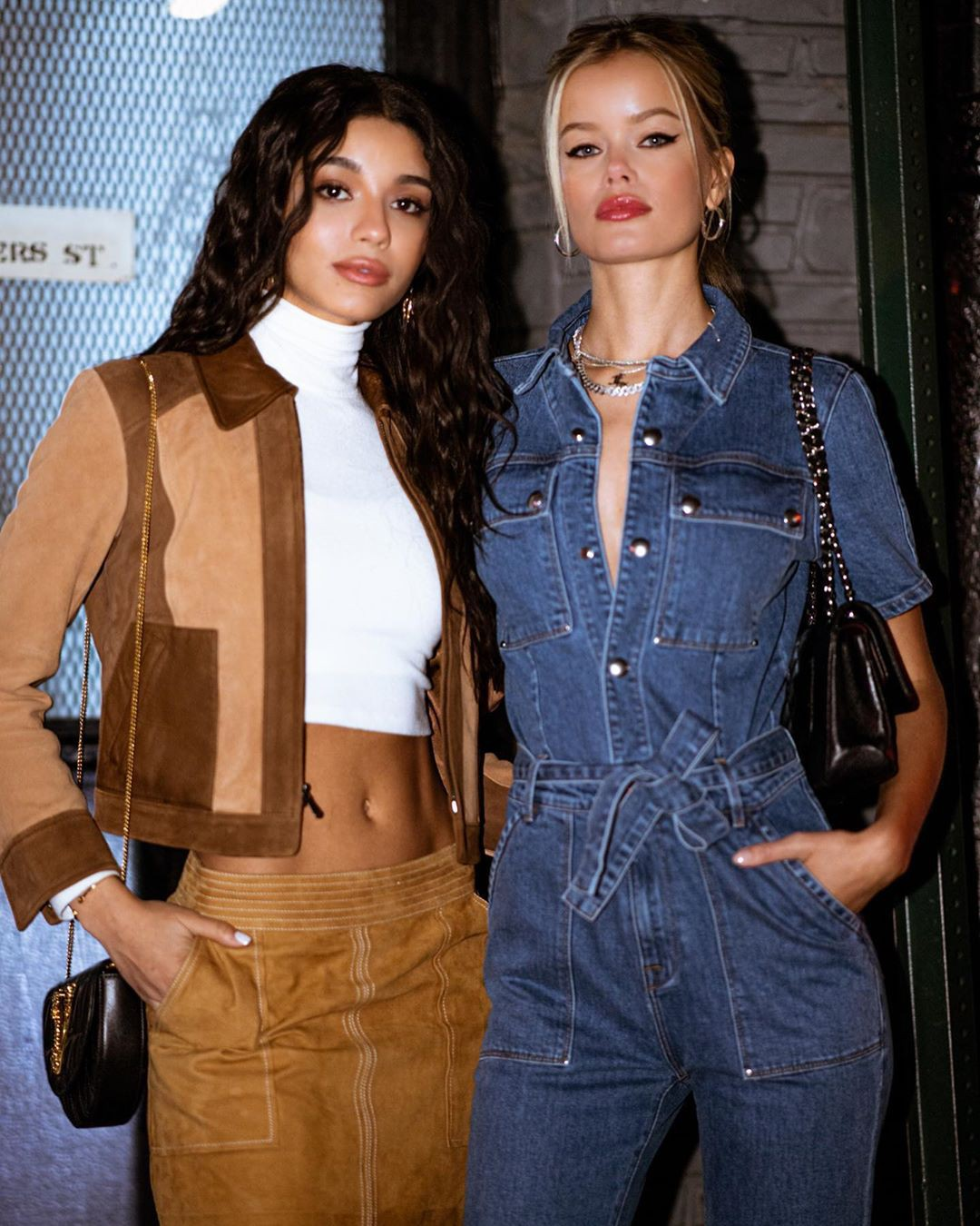 Yovanna Ventura jeans, denim outfits for girls, Outerwear