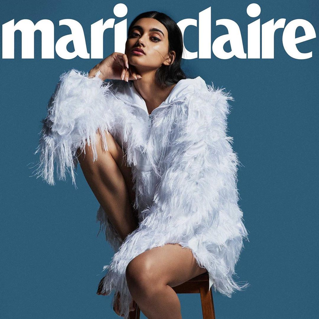 Neelam Gill fur clothing, feather, fur outfit ideas