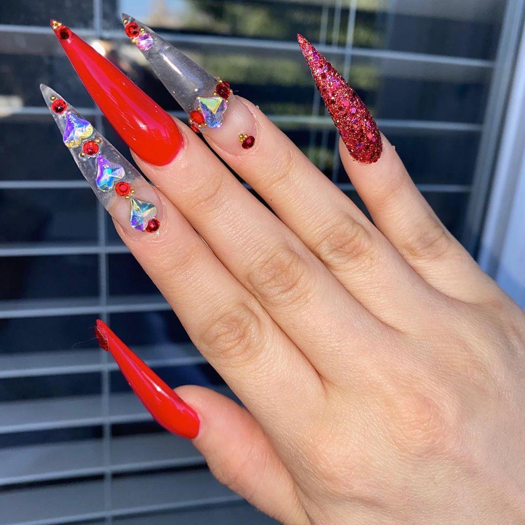 Aidette Cancino Nail Desing Ideas, nail polish, cosmetics