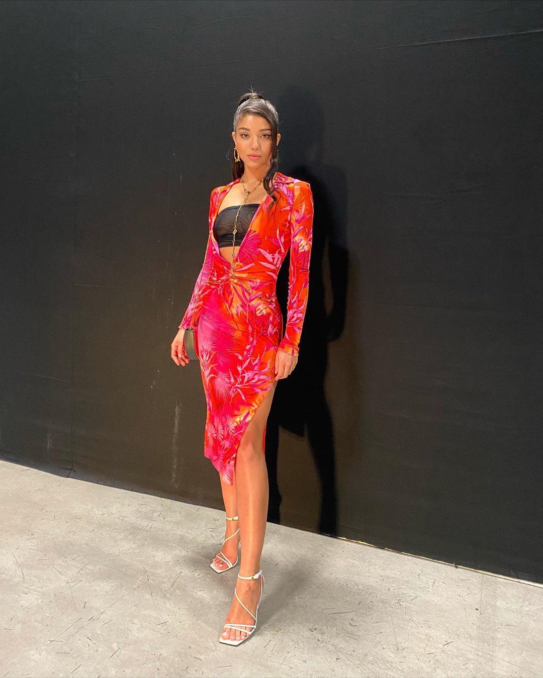 Yovanna Ventura dresses ideas, Hottest Girl, attire ideas