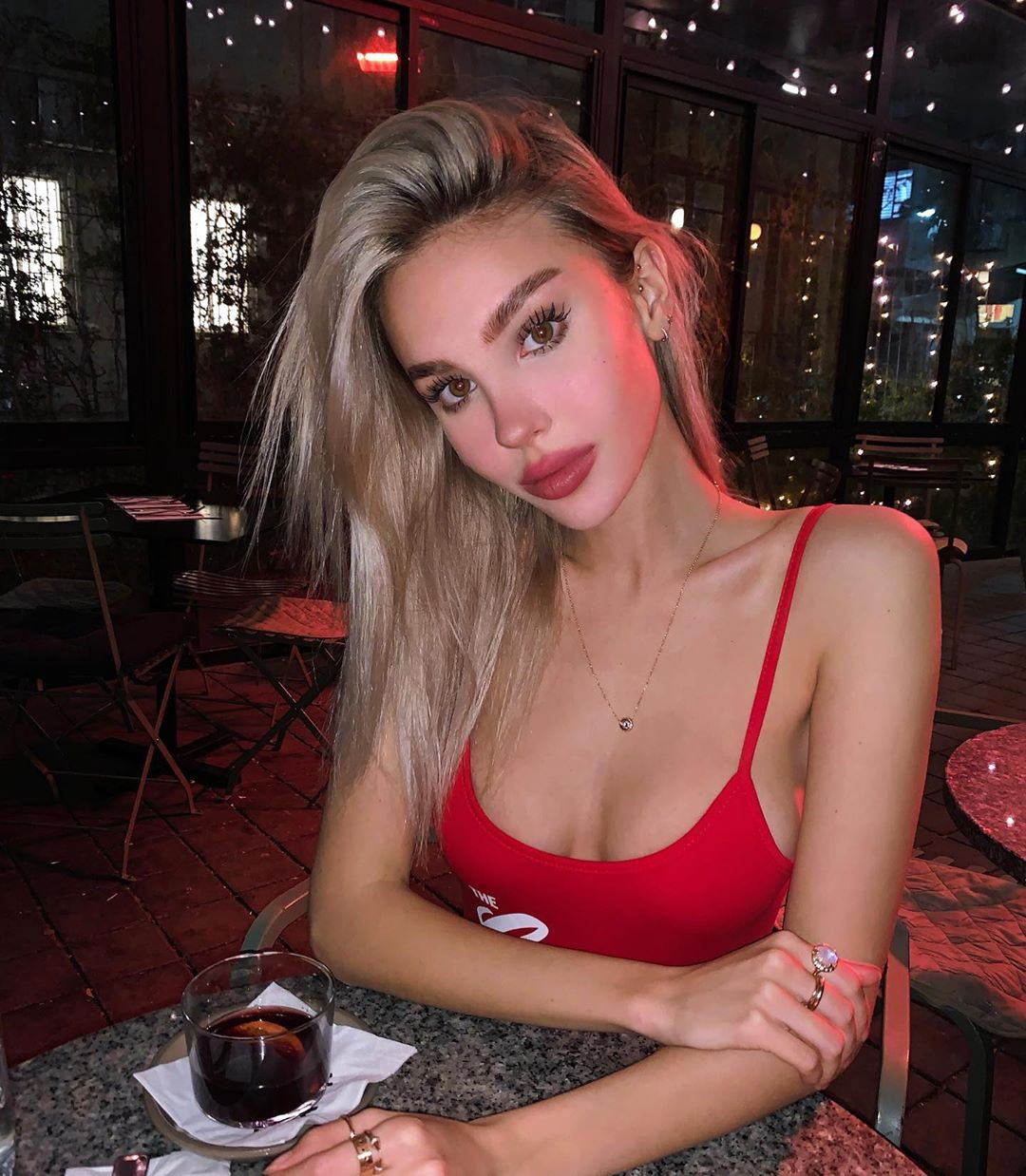 Maria Domark blond hairs, Black Hairstyles For Women, Beautiful Lips