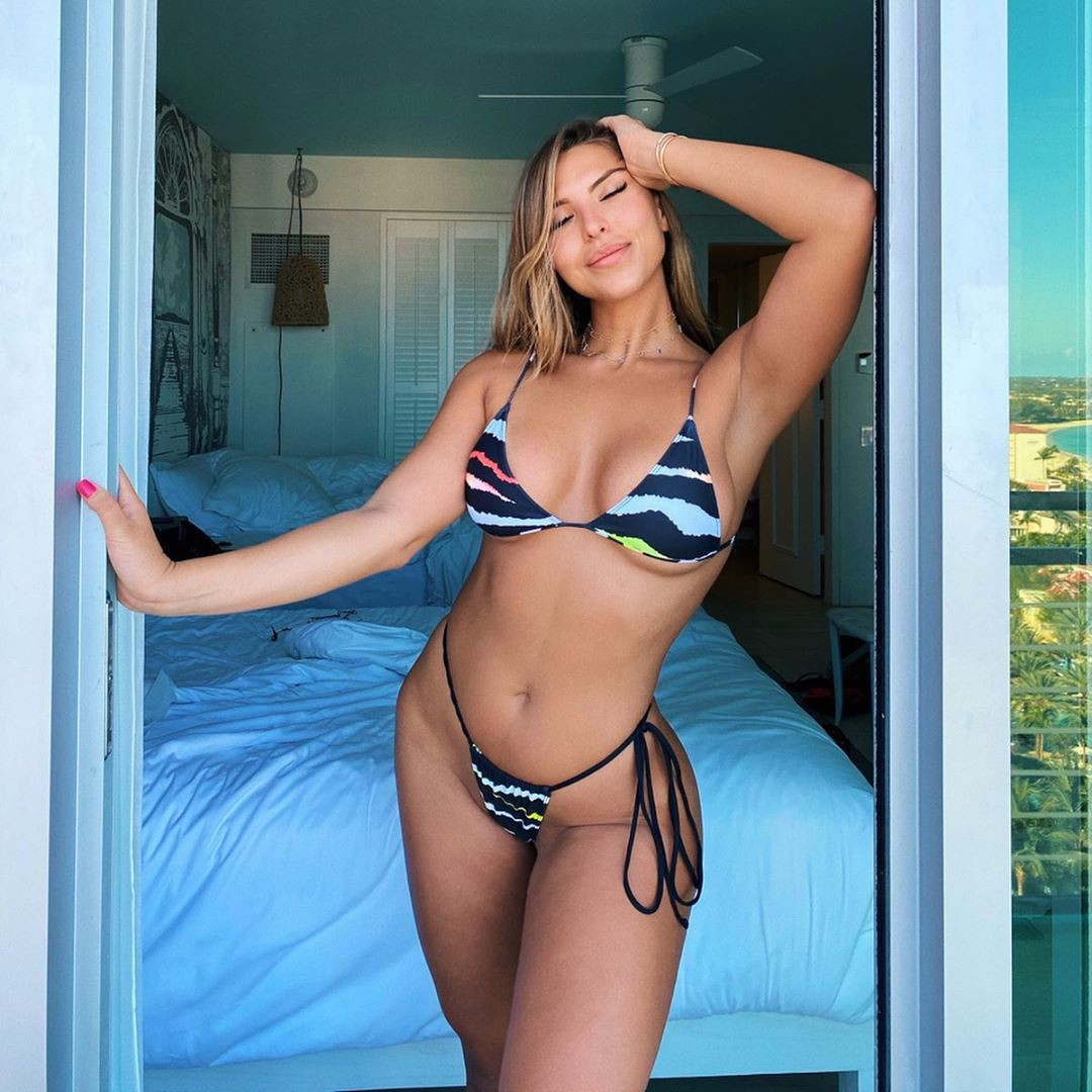 Natalia Garibotto lingerie, bikini swimwear