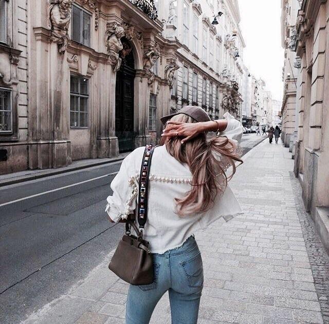 Colour ideas with jeans