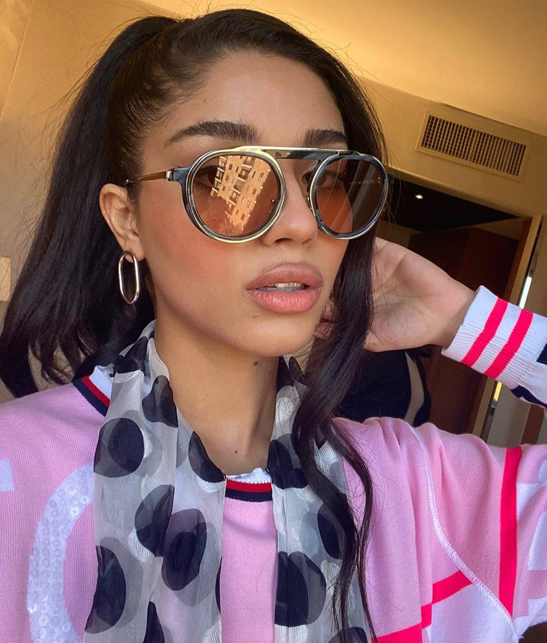Yovanna Ventura Natural Lipstick, Hairstyle For Women, Swag Cool Girls