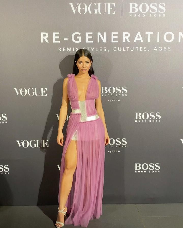 Yellow and pink dress, wardrobe ideas, fashion design