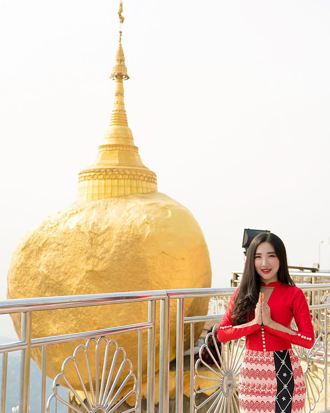 Hsu Eaint San, place of worship, architecture, building
