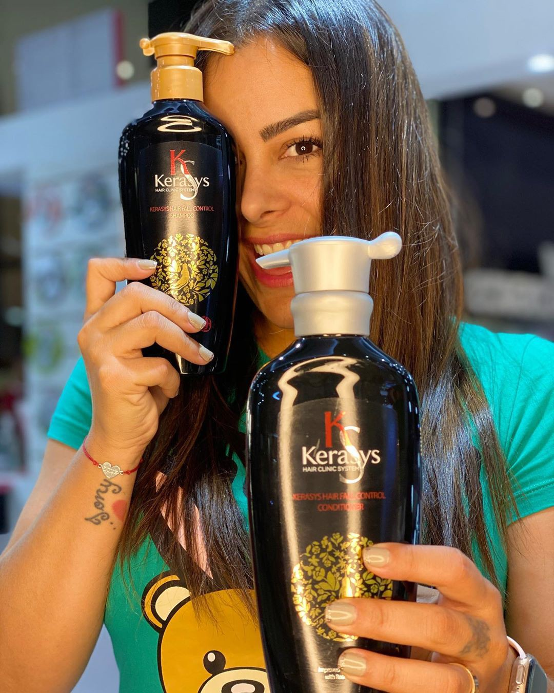 Lari Riquelme Black Natural Hair, Long Layered Hair, Hair Style