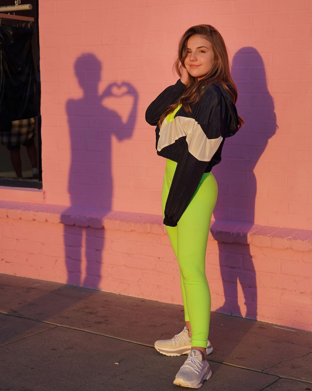 yellow colour outfit, you must try with leggings, tights, woman thighs