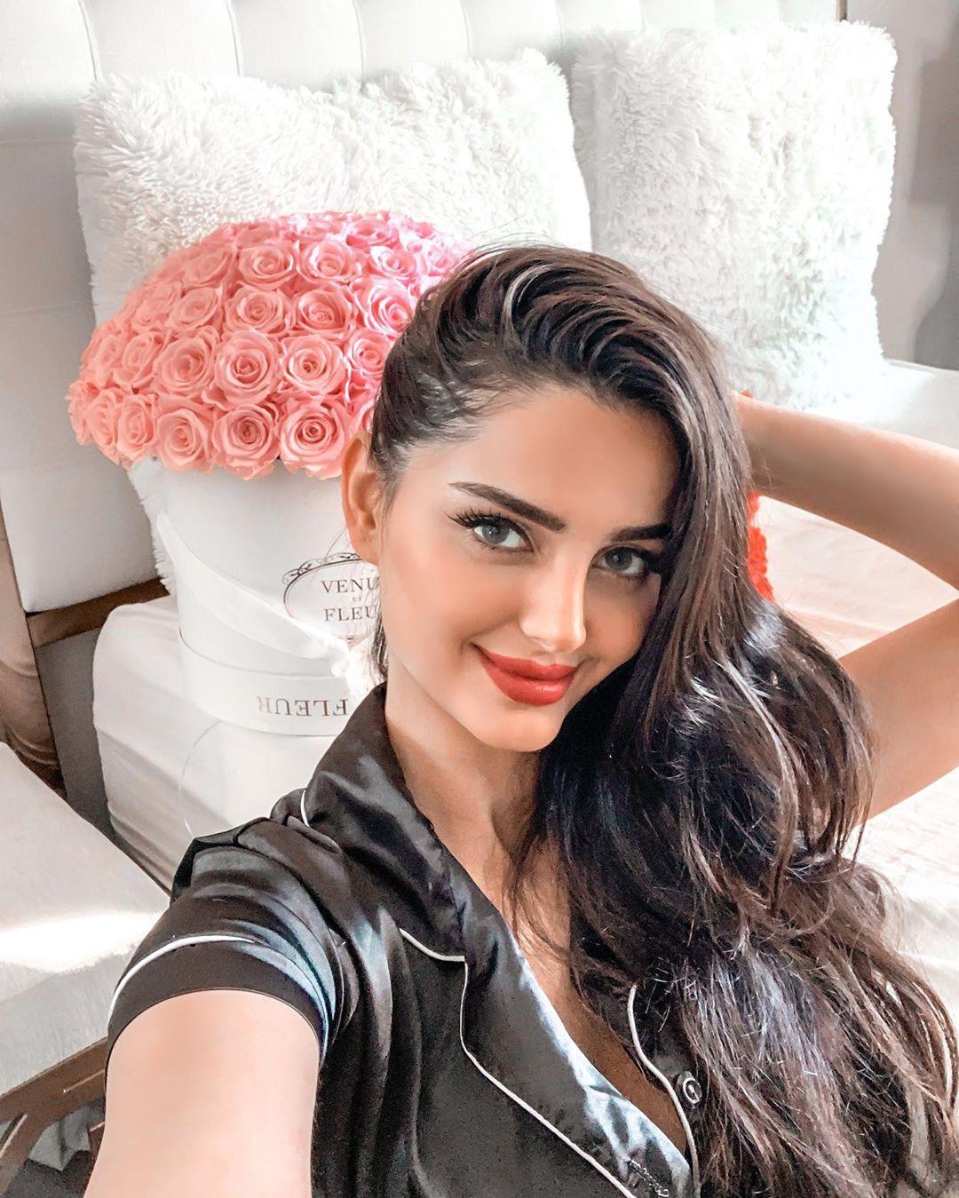 Mahlagha Jaberi Black Hairstyle Ideas, Lovely Face, Beautiful Lips