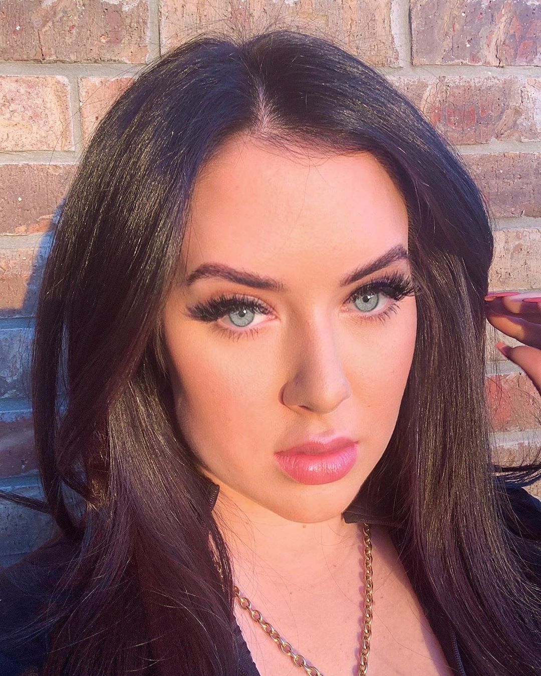 Holly Luyah Black Hair Color, Lovely Face, Beautiful Lips