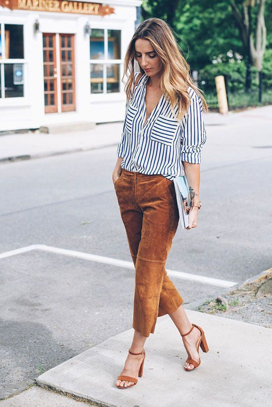 Chic summer work outfits, inspiration office, street fashion, casual wear