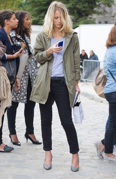 Outfit ideas with leggings, blazer, denim
