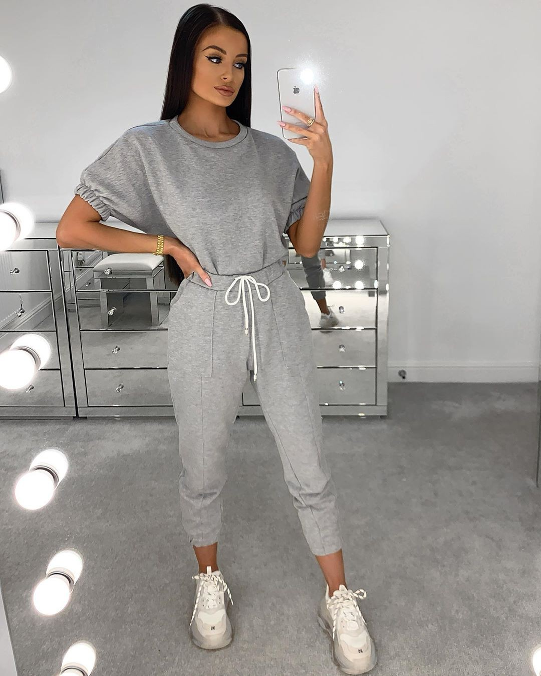 white matching ideas for girls with active pants, sportswear, sweatpant