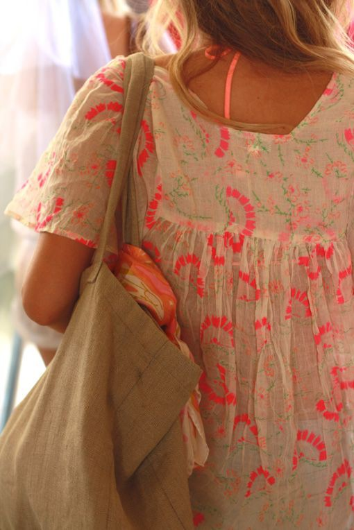 Pink cute outfit ideas with trousers, top