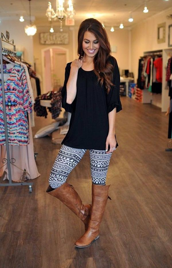 Pattern leggings fall outfits, fashion accessory, fashion model, casual wear