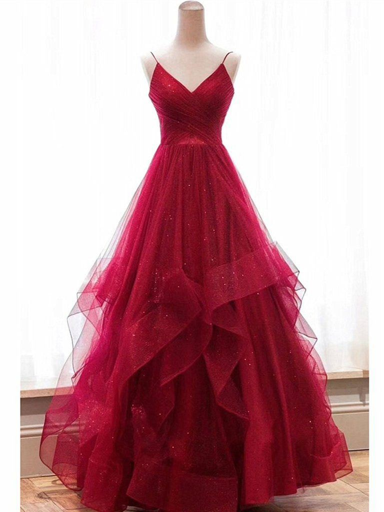 Party dress for wedding bridal party dress, strapless dress