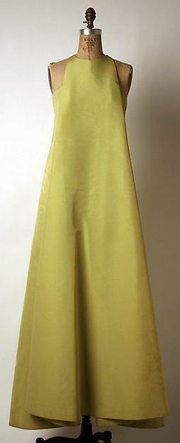 Madame gres linen dress bridal party dress, cocktail dress