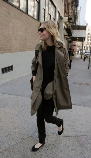 Beige and brown dresses ideas with trench coat, blazer, jeans