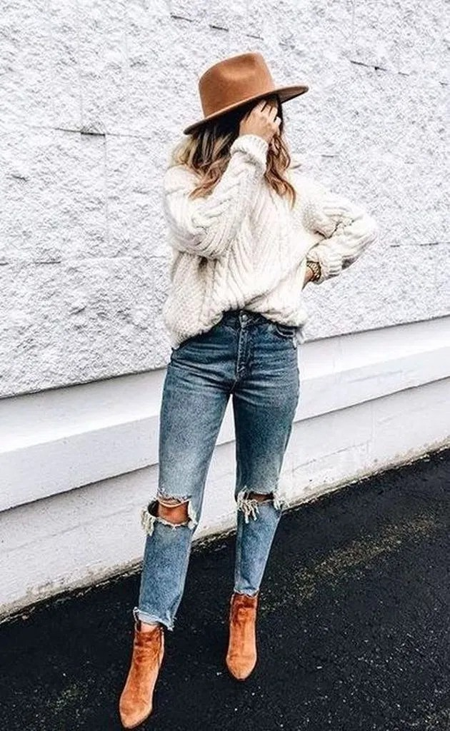 Casual everyday autumn outfits, street fashion, fashion blog, casual wear, boho chic