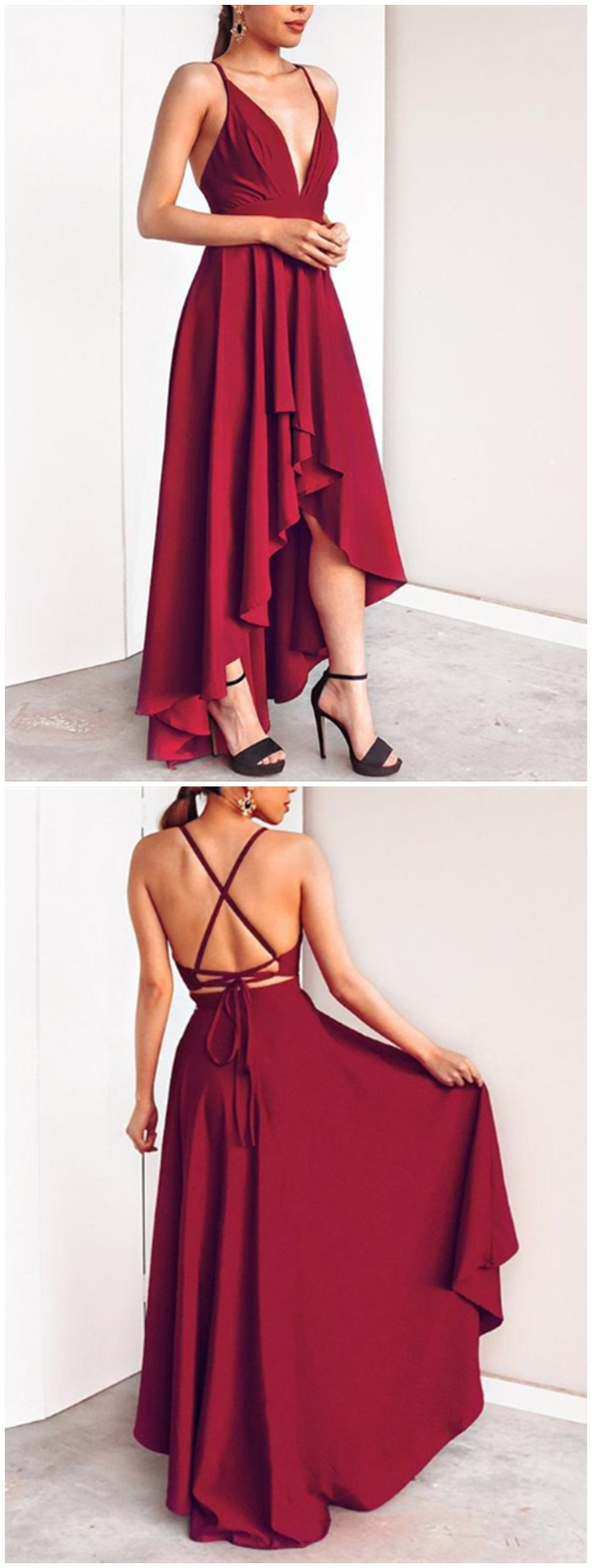 Outfit Stylevore vestido elegantes verano 2019, backless dress, cocktail dress, evening gown, pa ...