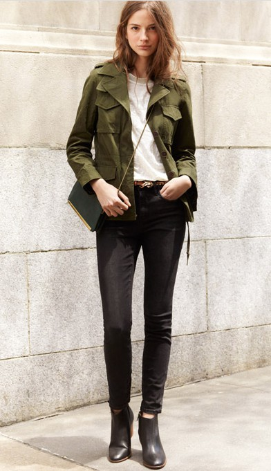 Madewell all weather outbound jacket