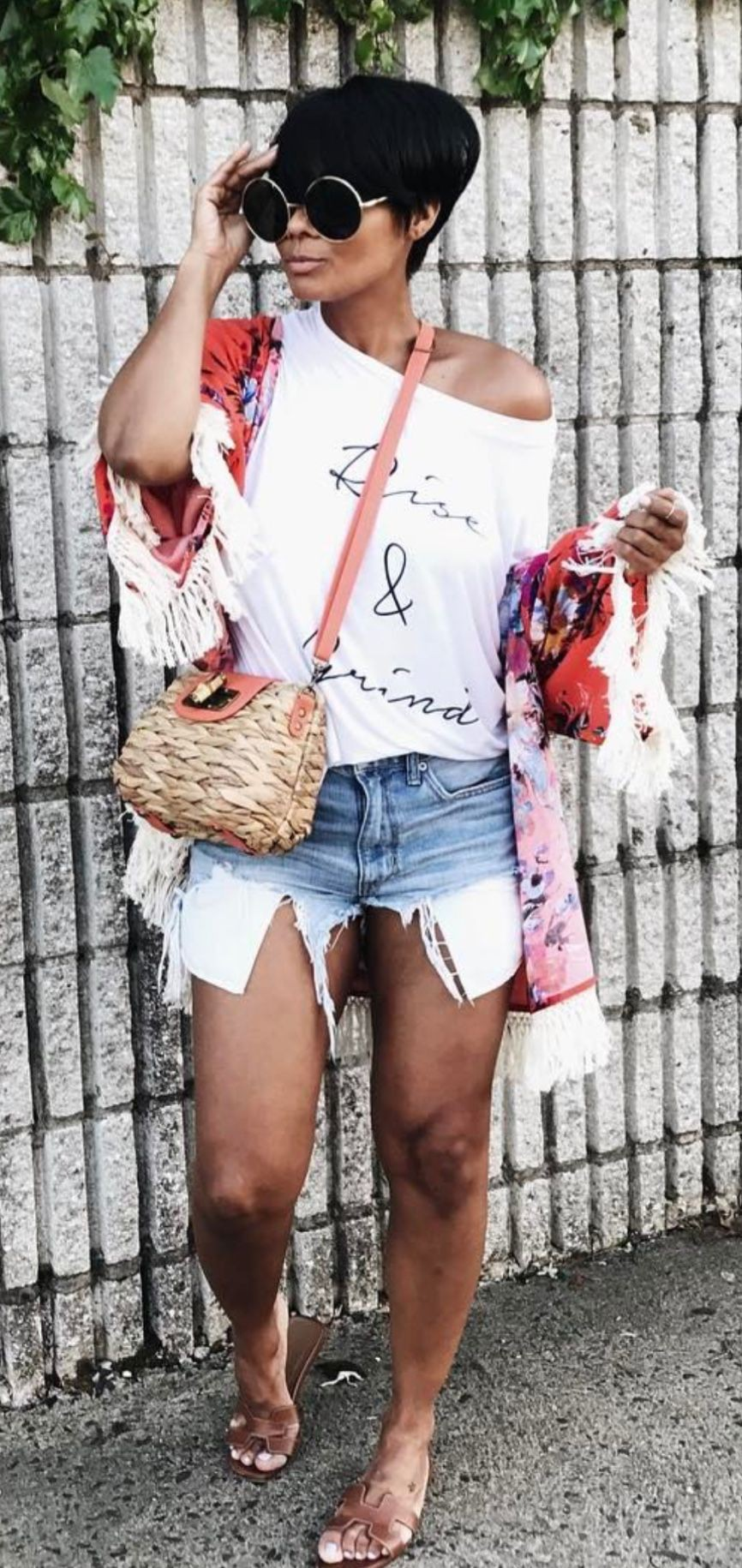 Kyrzayda Rodriguez had amazing fashion, her outfits will always be an inspiratio… | Summer ...