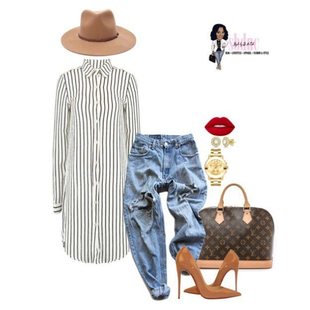 """Style by D. Ni'Cole on Instagram: """"A D. Ni'Cole inspired look."""" 