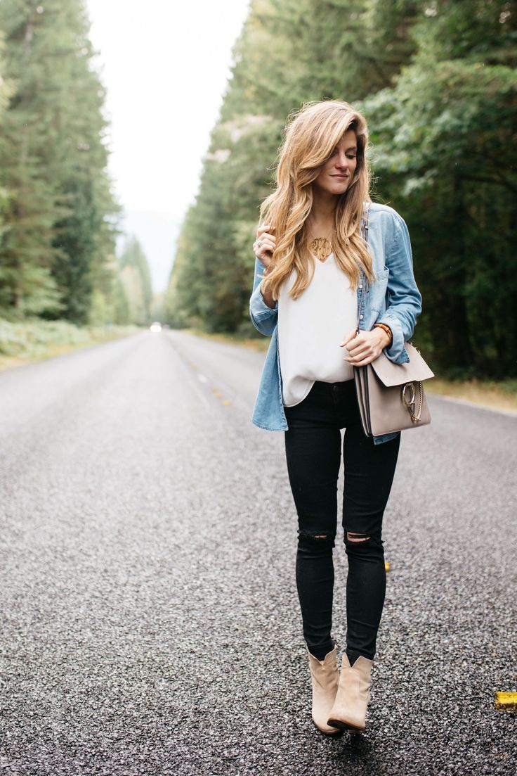 White and blue dresses ideas with leggings, trousers, blazer