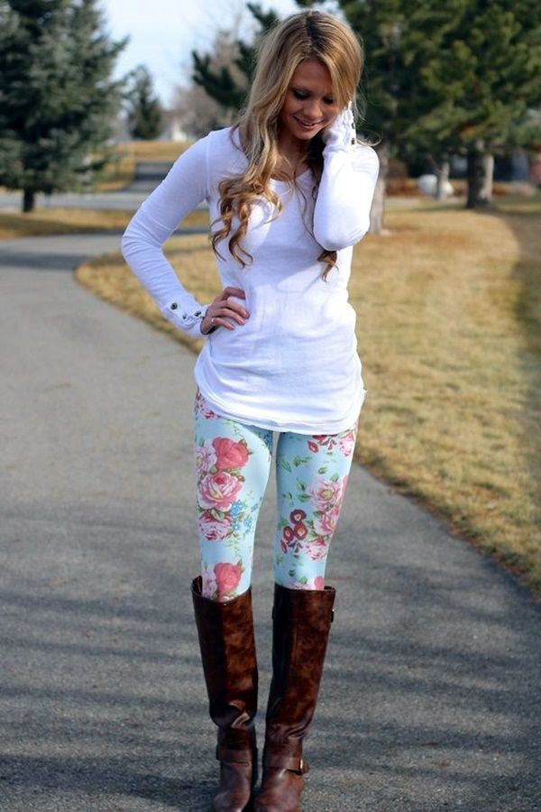 Fall outfits with boots knee high boot, street fashion