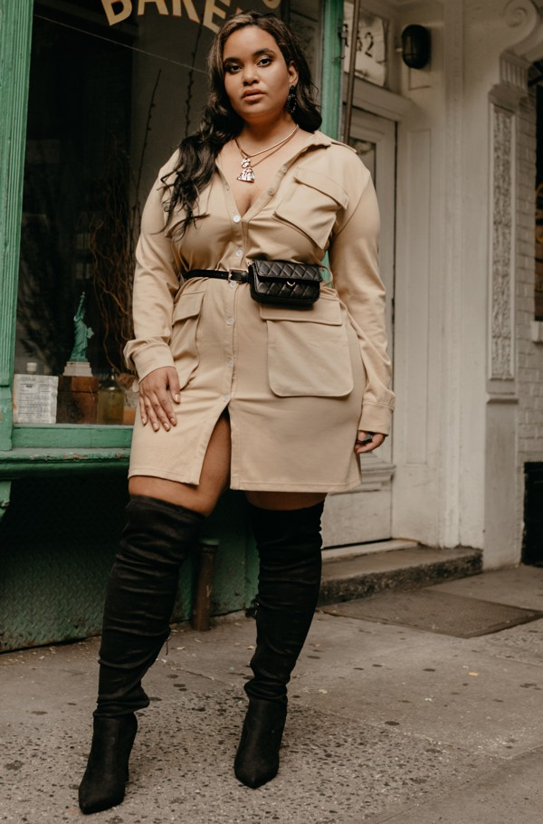 Beige outfit ideas with trench coat, miniskirt, swimsuit