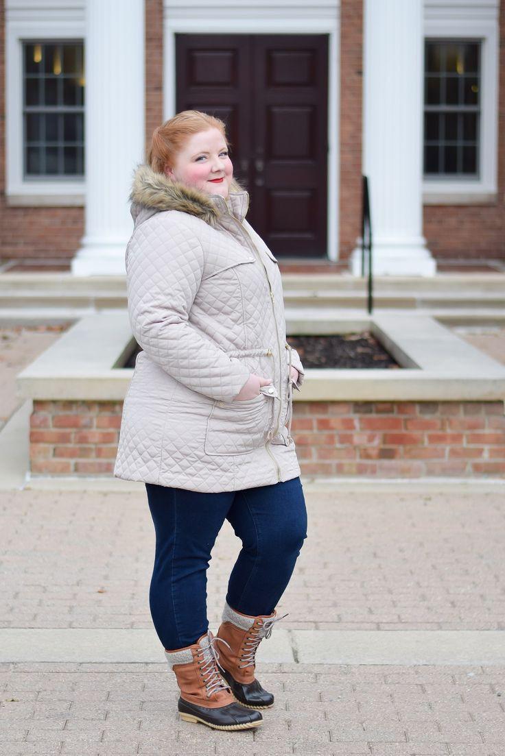 Plus size women winter boots