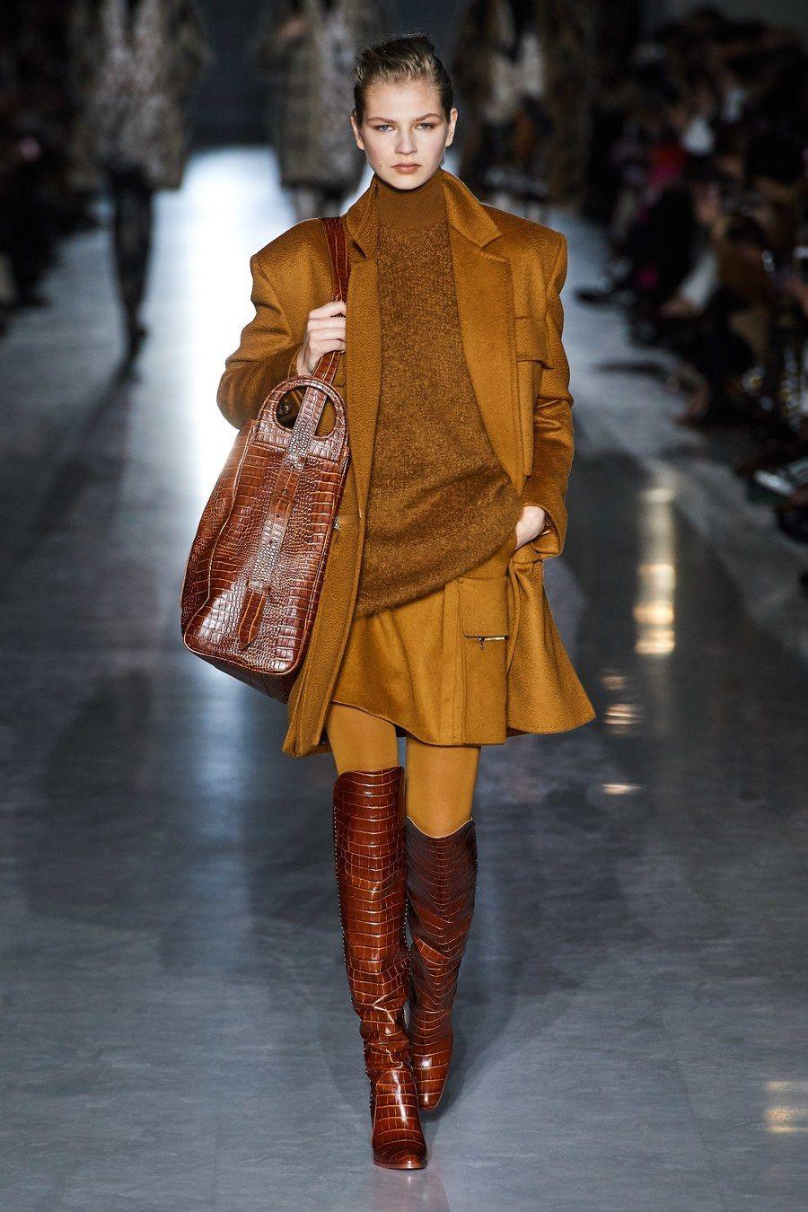 Colores otoño invierno 2020 milan fashion week, ready to wear