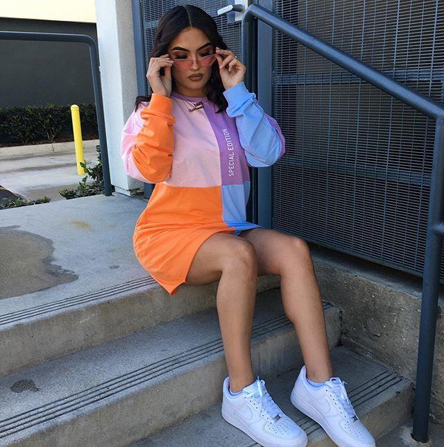 Fashionable Baddie Dresses Ideas For Black Teens