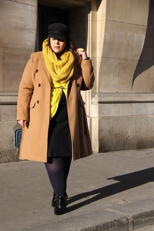 Yellow outfit instagram with trench coat, overcoat, jacket