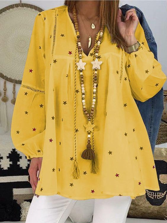 yellow colour outfit with jacket, blouse, coat