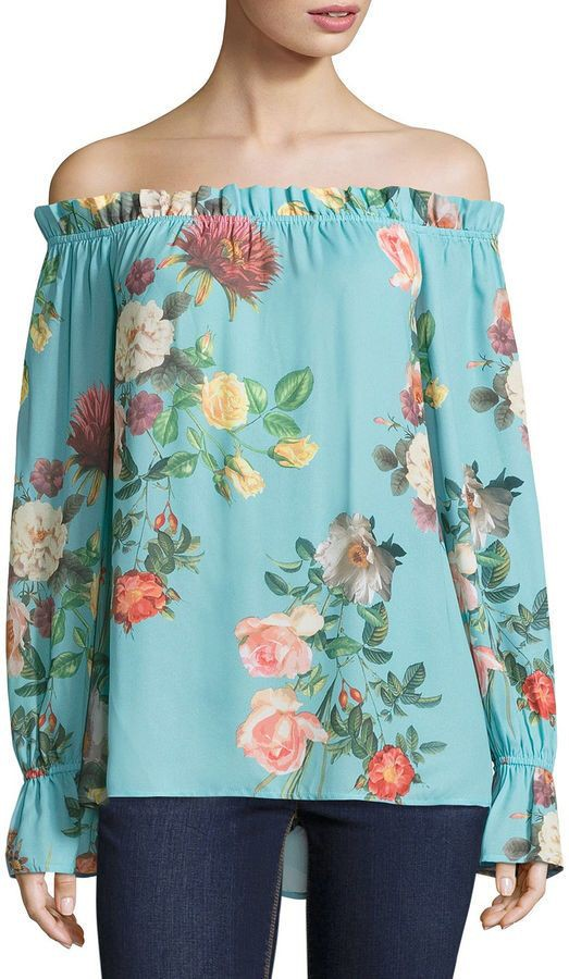 Turquoise and blue vogue ideas with blouse, top