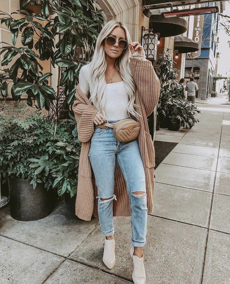 Dresses ideas with sweater, jacket, denim