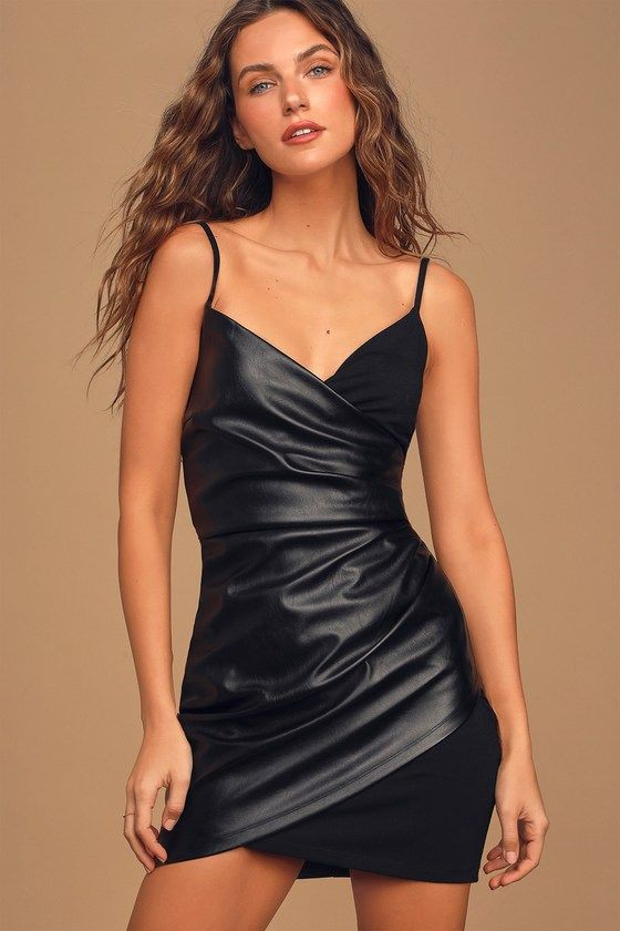 Black outfit ideas with little black dress, cocktail dress, party dress