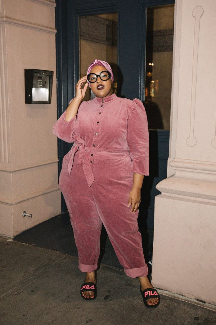 Pink colour outfit with trousers