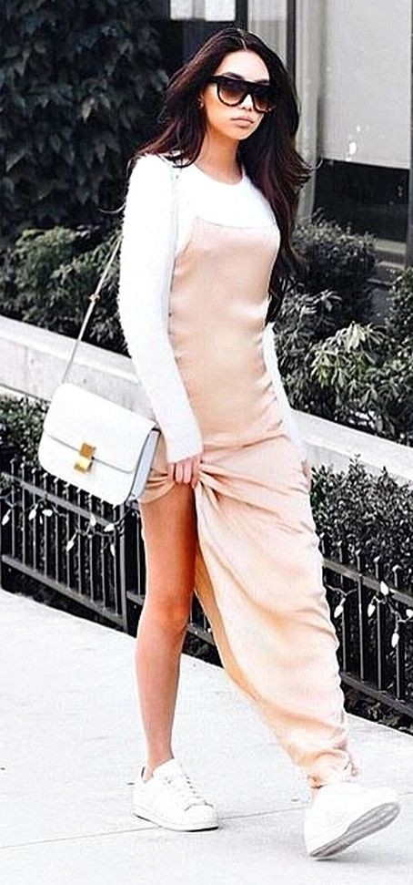White outfit instagram with sunglasses, interior design services, privacy policy
