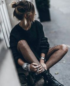Trendy clothing ideas with tights