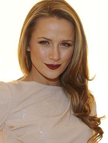 Shantel VanSanten blond hairs, Girls With Cute Face, Natural Glossy Lips
