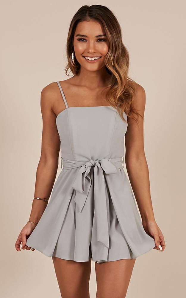 White colour combination with cocktail dress