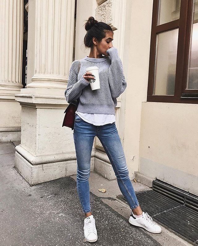 White colour outfit ideas 2020 with denim, jeans