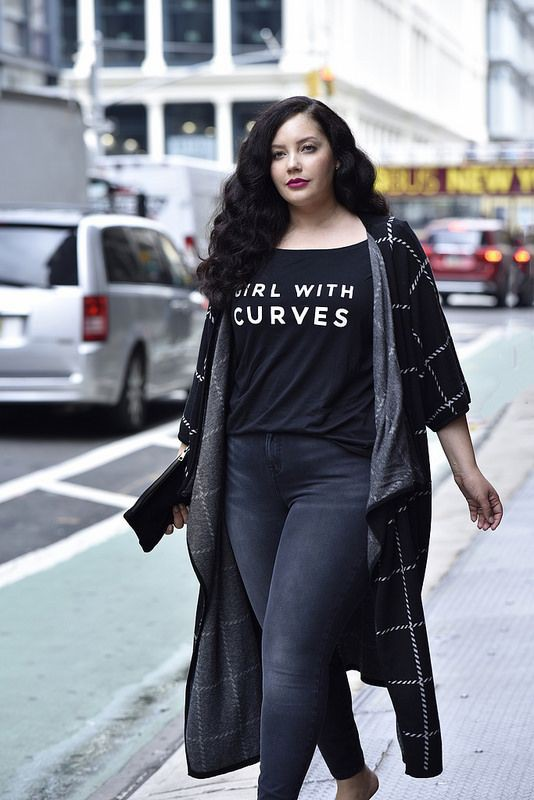 Lane bryant girl with curves